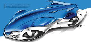 Han,Lee:  Bugatti 100p concept 2015 Han.Lee