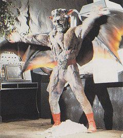 Frankenstein Bat