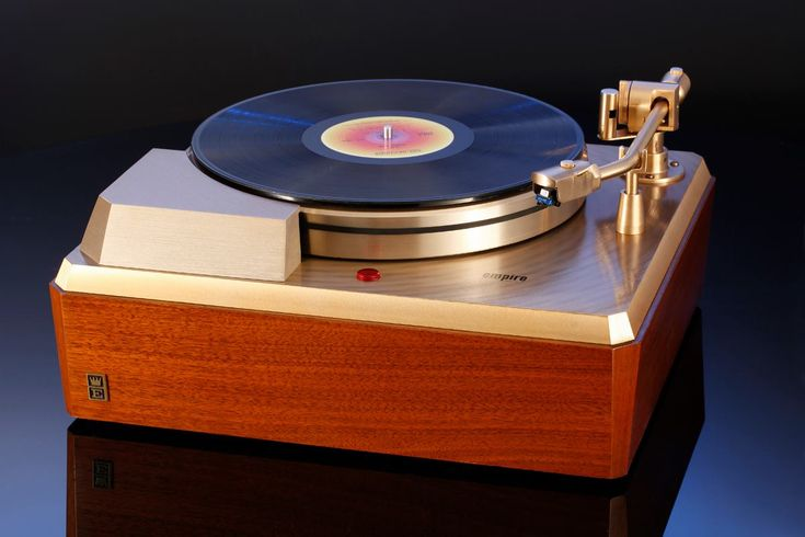Empire 'Troubador' 398 turntable