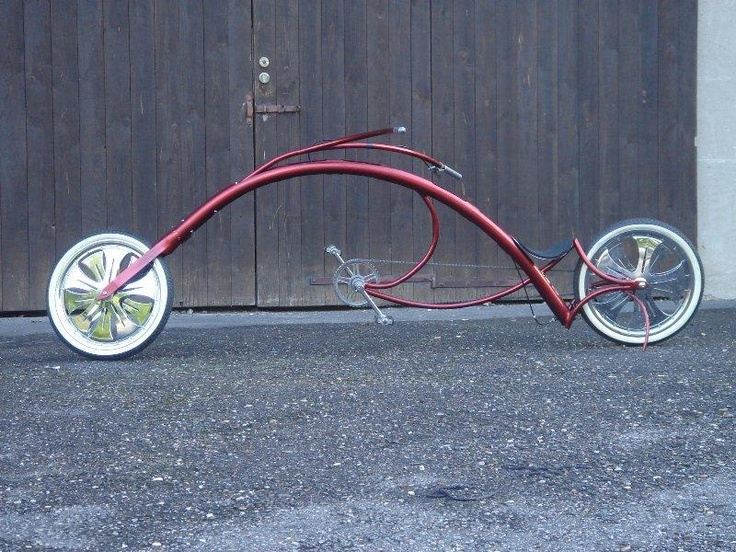 How's this for an unusual bike?