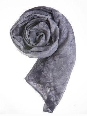Barfota spring/summer 2014 scarf tiedye www.barfota.no