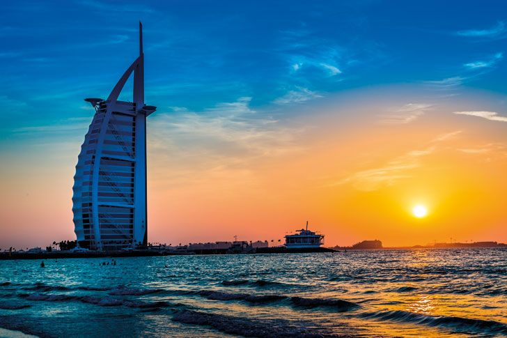 Sights and attractions - Places of interest - Burj Al Arab - Tower of the Arabs - Discover Dubai