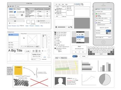 Balsamiq Mockups 3 1 9 Win Mac Keygen Download Graphic Design Careers User Experience Design Wireframe