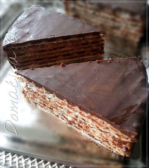Provereni recepti - Books and Cook: Pischinger torta