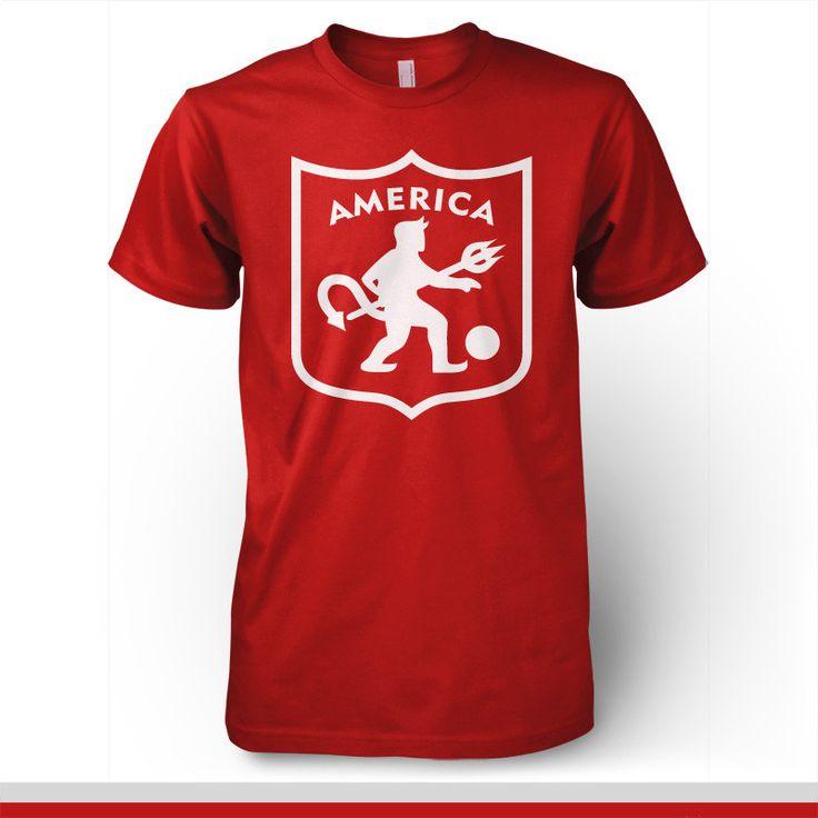 America de Cali Colombia T-shirt - Pandemic Soccer