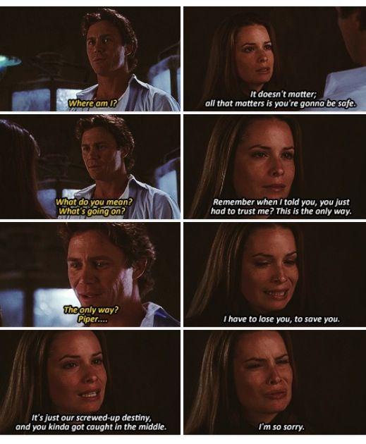 "Charmed. Season 8. ""Vaya Con Leos."""