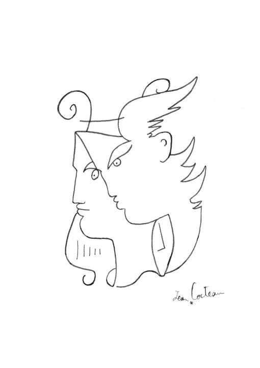jean cocteau dessins - Google Search