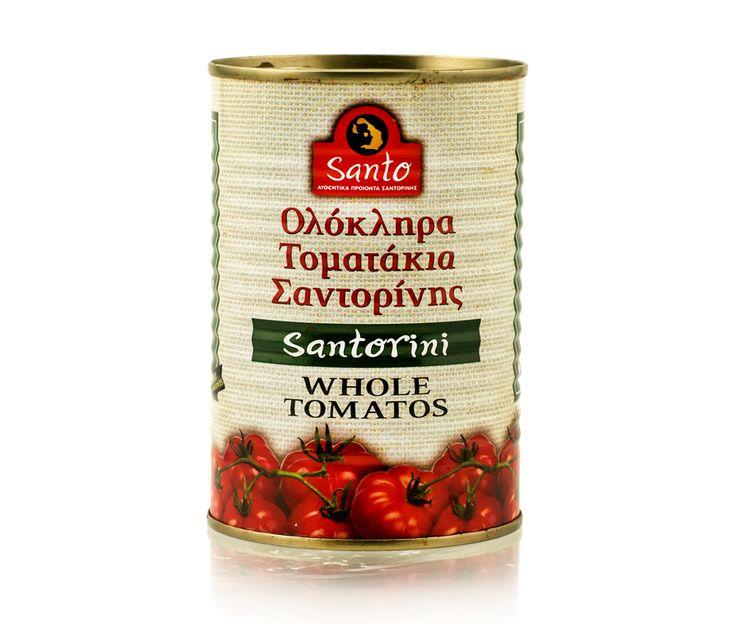 Santorini whole tomatos www.deliinabox.gr