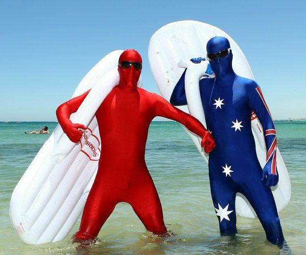funny Australia day