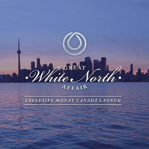 Wish you could join us at the GREAT WHITE NORTH AFFAIR - the official MONAT Canada launch? Now you can! We are so excited to announce that we are opening up a limited amount of spaces to this very exclusive event! Registration officially opens 12:00pm EST today! #MONATLaunch #MONATCanada #Canada #MONAT #party #launchparty #WhiteNorthAffair