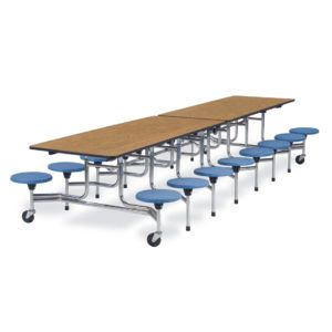 Preschool Folding Cafeteria Tables