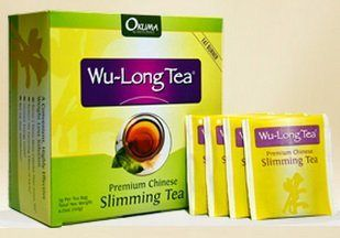Okuma Nutritionals: Wu-Long Tea Slimming Tea, 4 oz - http://teacoffeestore.com/okuma-nutritionals-wu-long-tea-slimming-tea-4-oz/