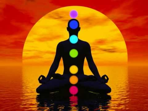 Before Sleep | Spoken Guided Meditation | Chakra Alignment | Chakra Balance - YouTube
