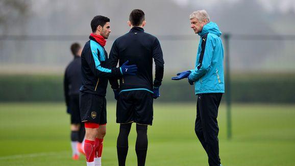 Arsene Wenger Admits Arsenal Captain Mikel Arteta Could Join Pep Guardiola at Man City