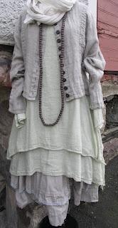 Pretty feminine modest layered look fashion