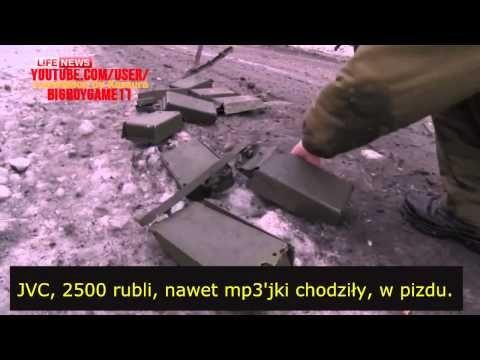 Ukraińcy o żołnierzach z Polski - YouTube
