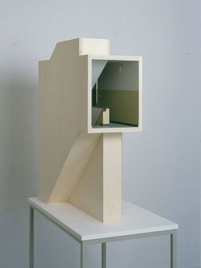 Inverted Spaces by Jens Reinert showcased at 'Realstadt' exhibition in Berlin @ Dailytonic