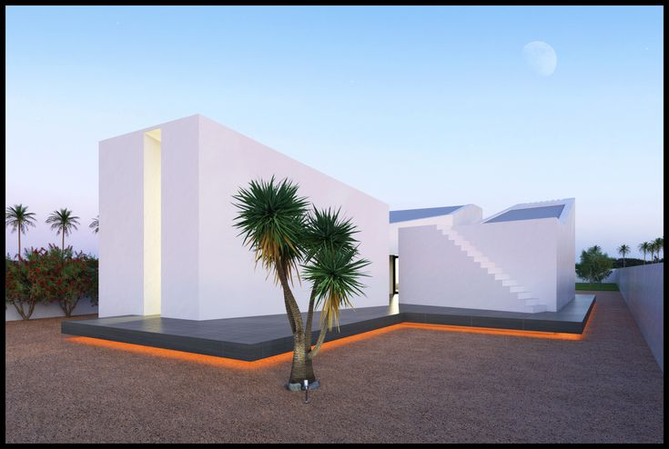 'House for a Photographer II' designed by by Carlos Ferrater