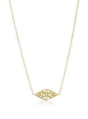 70% OFF gorjana Kaia Single Charm Necklace
