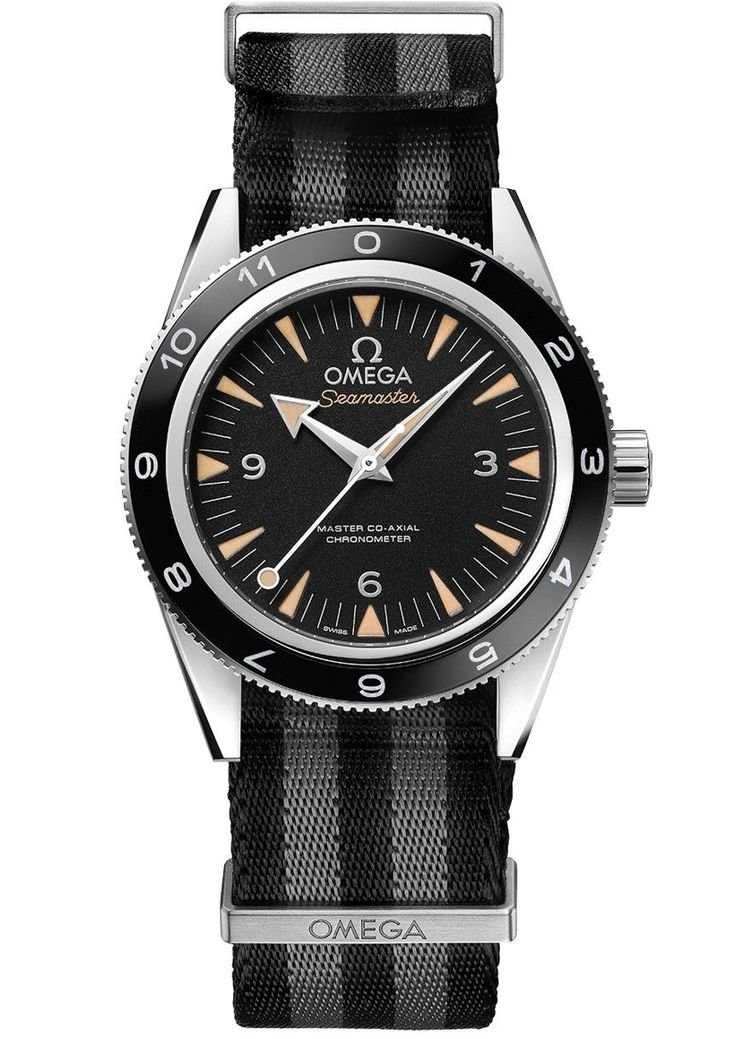 "OMEGA Watches​ Seamaster 300 ""Spectre"" Limited Edition Watch For James Bond Spectre Movie – by David Bredan - The new official James Bond Omega watch has just been released – see all official images, learn about pricing and what makes it new on aBlogtoWatch ""Since the 1995 GoldenEye movie, the Omega Seamaster has been James Bond's watch. Now, with the latest James Bond 'Spectre' movie just around the corner – with a late October premier date – there's bound to be a new Omega watch..."""