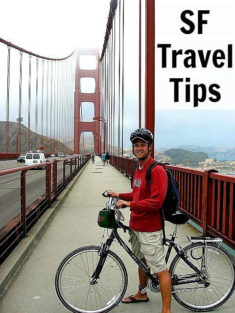 Bike the Golden Gate Bridge - San Francisco Travel Tips