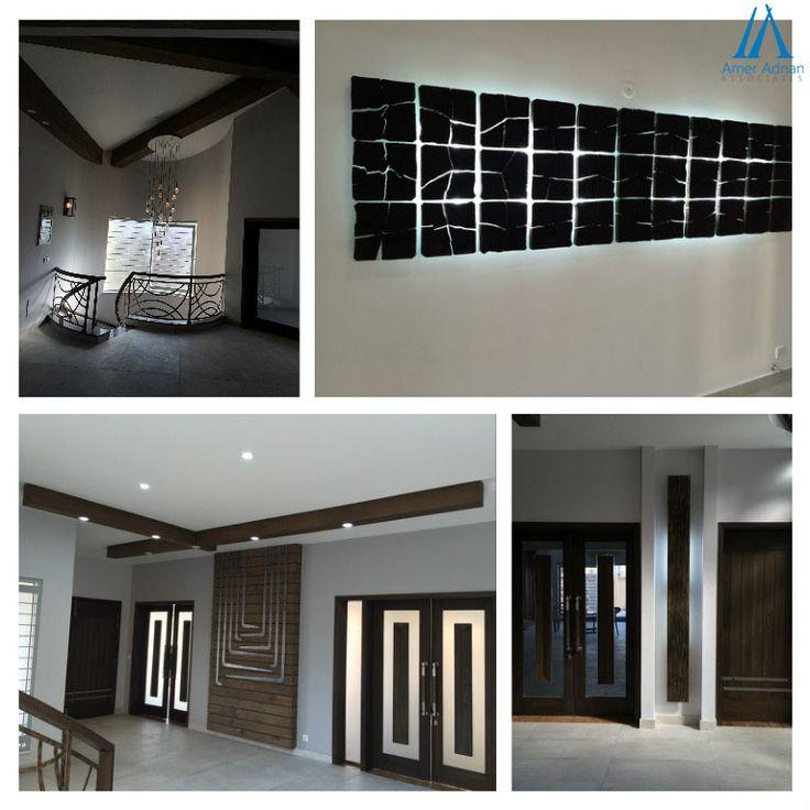 Residential Interior Design: Latest Home Interior Design By Team Amer Adnan Associates