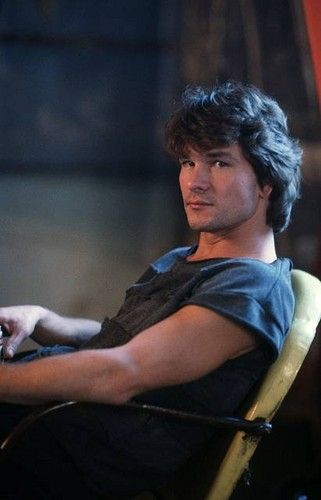 Oh baby, that's my Patrick Swayze!