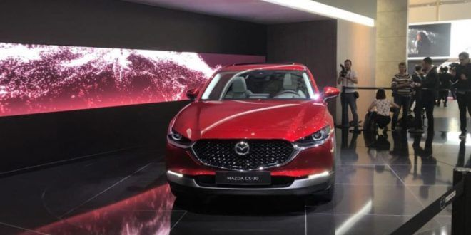 2021 Mazda Cx 30 Will Be Introduced Alongside The All Electric Mx 30 Model Mazda Subcompact Model