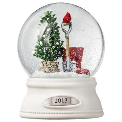 Adorable Target Smith Amp Hawken Gardening Snowglobe Snow Globes Christmas Decorations