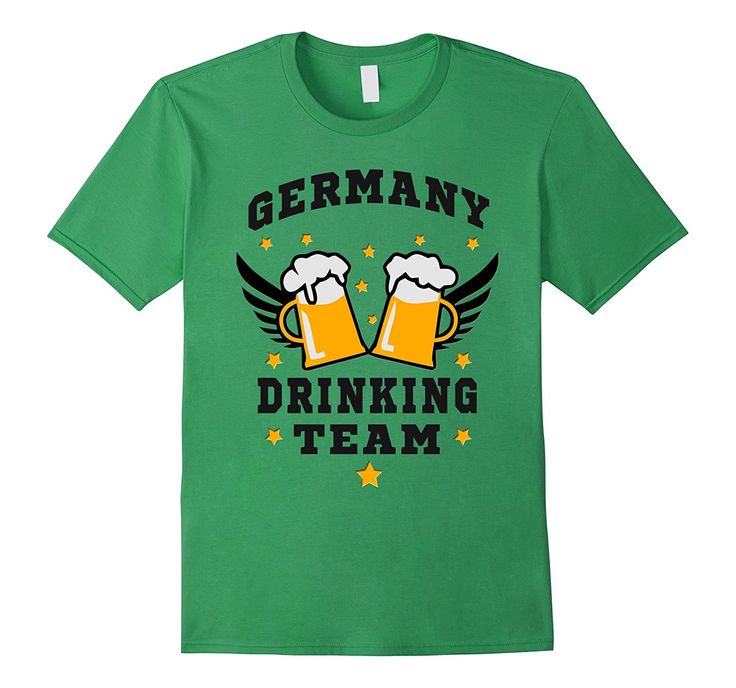 Germany Drinking Team Shirt