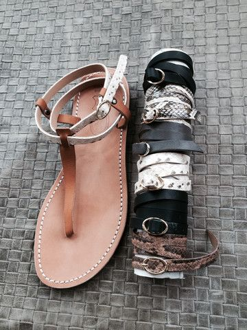 PRE ORDER - Hyeres sandal