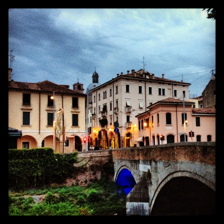 Padova Sunday morning 6 am