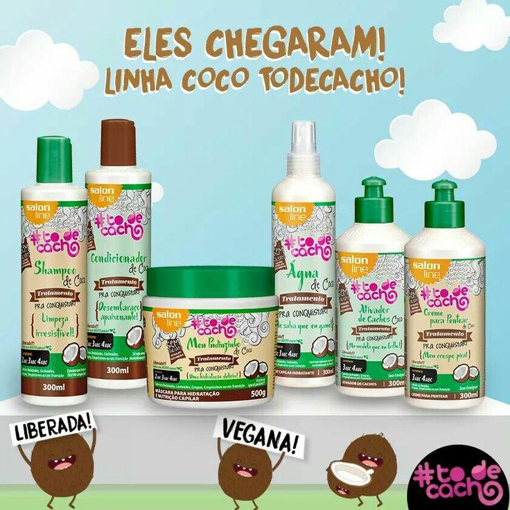 Shampoo, ativador de cachos, creme de pentear e Máscara liberados para Low Poo. Condicionador e spray liberados para No Poo.