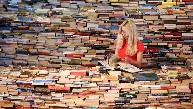 Изгубени сред книгите - 5-100 сайта за сваляне на книги