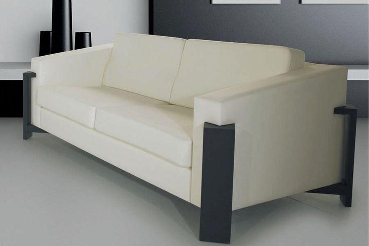 Sofá moderno / de interior / de tela / para edificios públicos BOLT  SOLENNE OFFICE FURNITURE