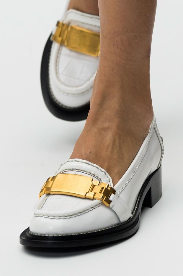 shoes @ Acne Studios Spring 2015