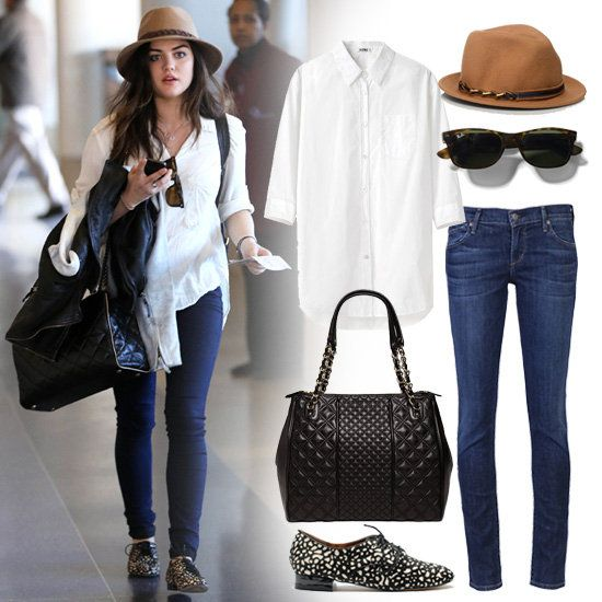 82 Best Images About Airport Fashion On Pinterest | Airport Style Rachel Bilson And Paris Hilton