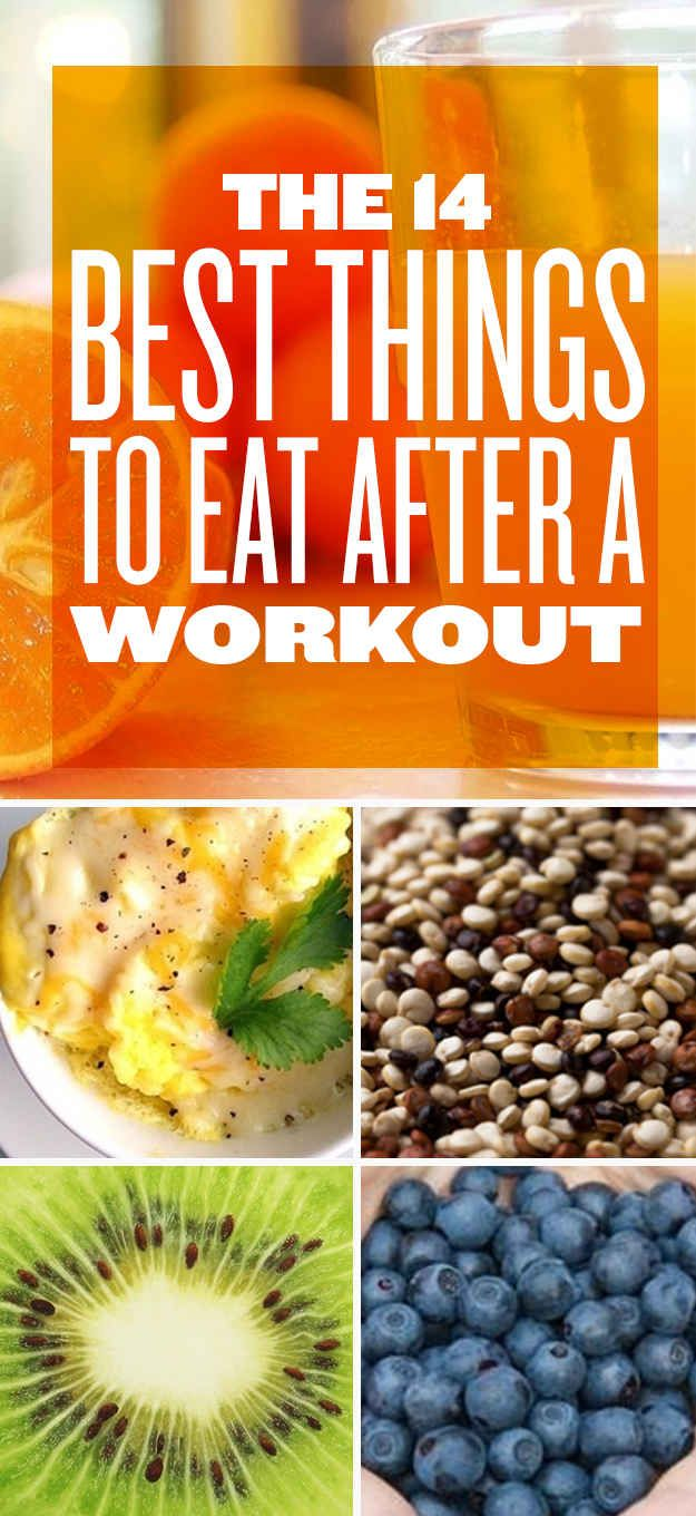 The 14 Best Things To Eat After A Workout - BuzzFeed Mobile