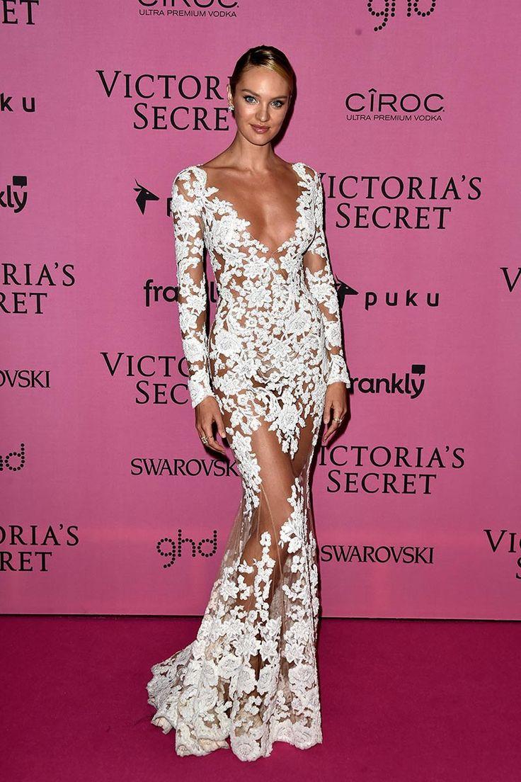 Candice Swanepoel - Victoria's Secret '14