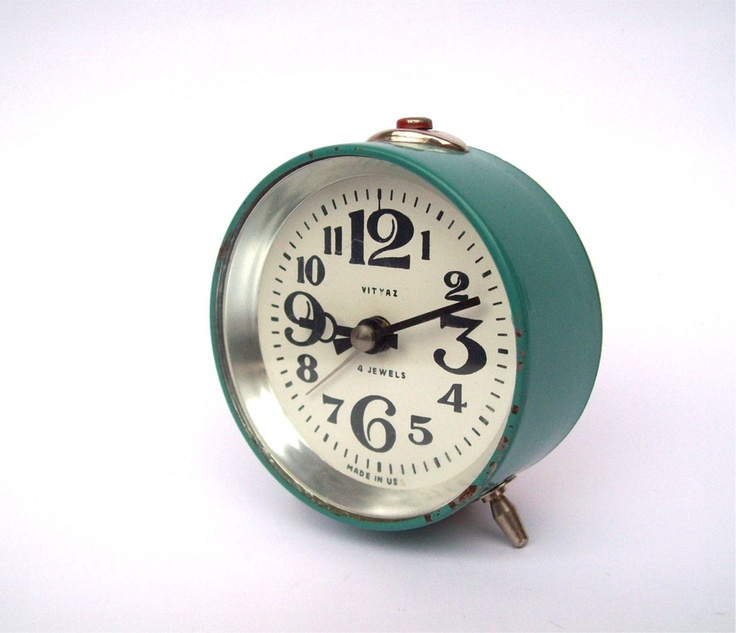81 Best Images About Old Alarm Clocks On Pinterest