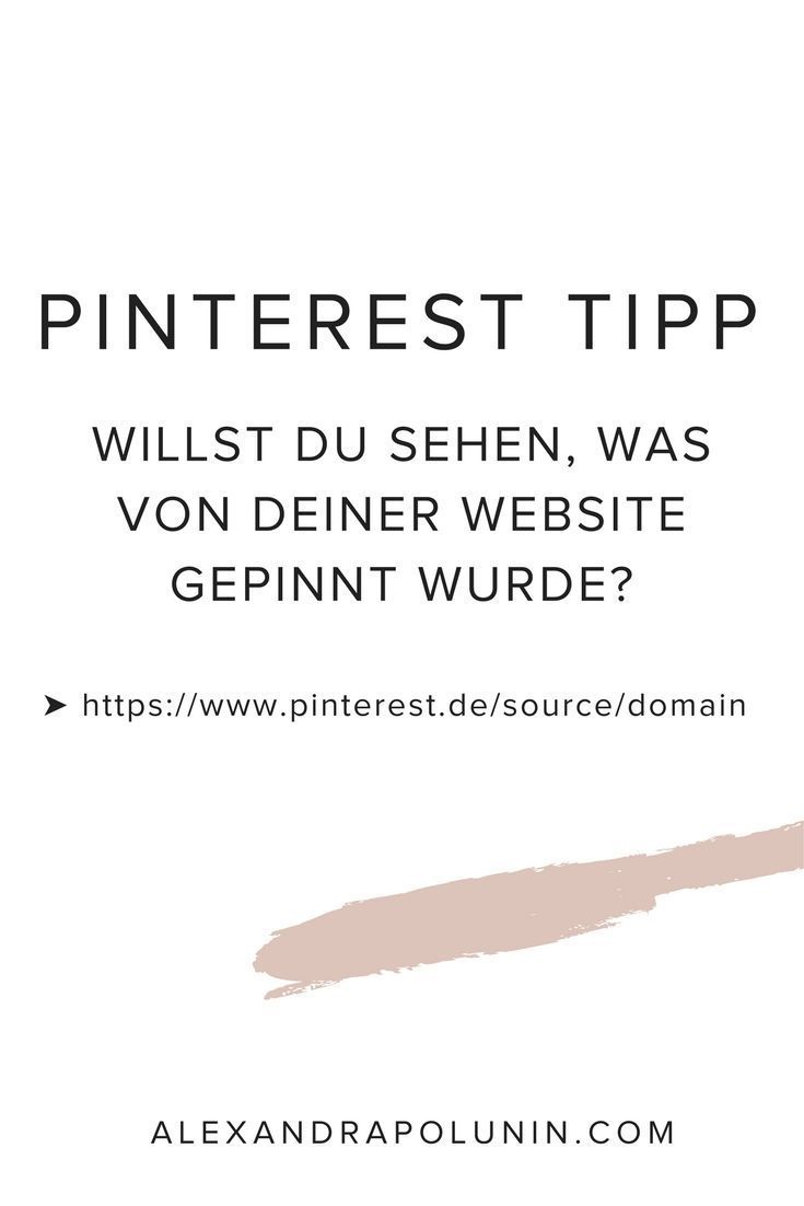 20 grenzgeniale Pinterest Hacks, die du kennen solltest ...