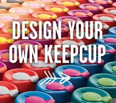 Eco Cups, Custom Coffee Cups, Eco Friendly Cups | KeepCup