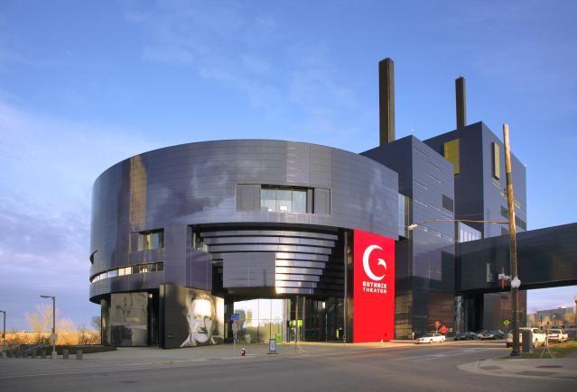 Guthrie Theater in Minneapolis, Minnesota