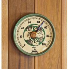 "5"" Metal Sauna Thermometer"