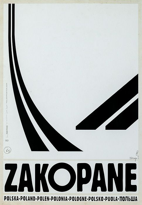 Ryszard Kaja, Polska - ZAKOPANE, 2013, Size: B1