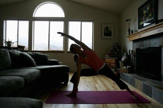 Best yoga DVD workouts for your home practice.