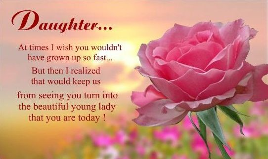 Birthday Wishes For Daughter – Birthday Cards, Messages, Images