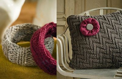 Reciclaje / Upcycling Fuente: http://www.countryliving.com/crafts/projects/6-recycled-sweater-crafts#slide-6