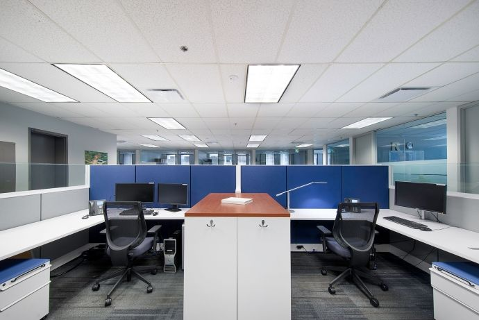 35 best images about ssdg workplace workstations on for Office design vancouver