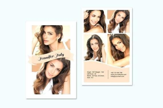 Model Comp Card Template Zed Modeling Fashion By Free Download Child Helferphoto Model Comp Card Best Photo Editor Model
